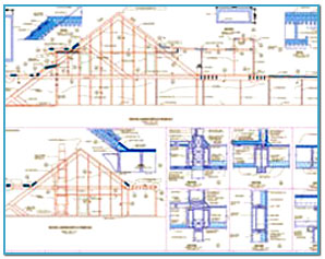 Structural Drawing Service Provider Company | DP